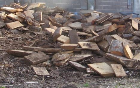 Viva le wood!