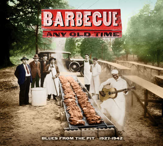 bbq advertising posters